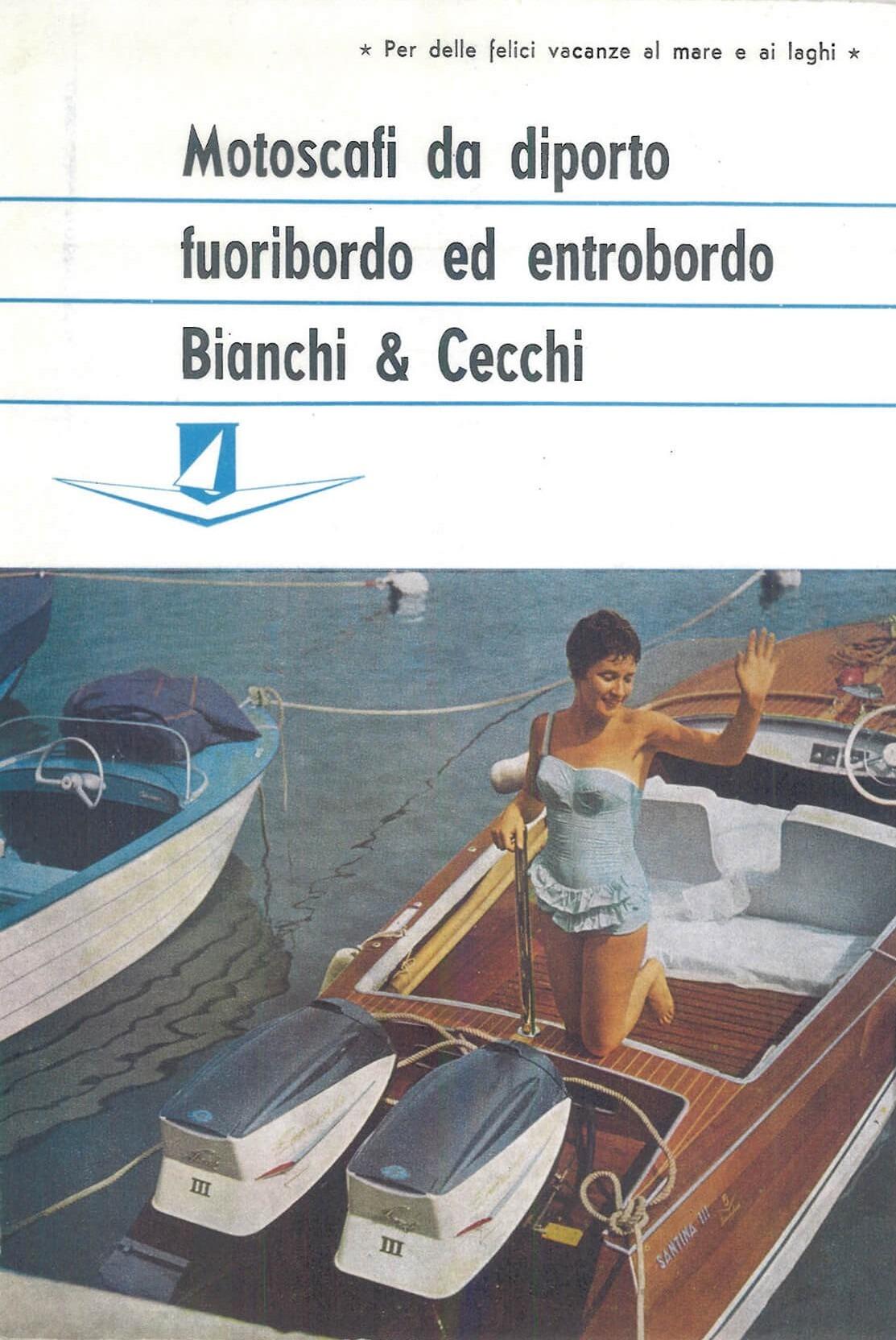 Bianchi & Cecchi, dal 1942